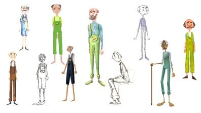 character-design-ernest