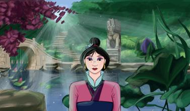 Mulan Reflexion