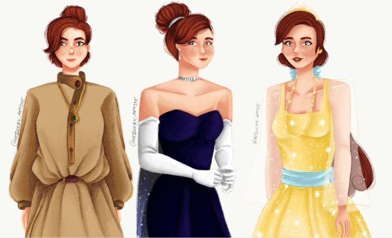 Anastasia les 3