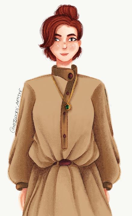 Anastasia Vêtement 1