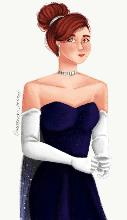 Anastasia Vêtement 2