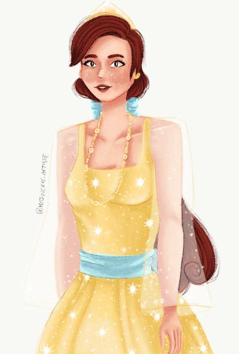 Anastasia Vêtement 3