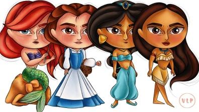 Mini Disney 2